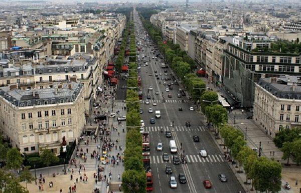 שופינג בפריז