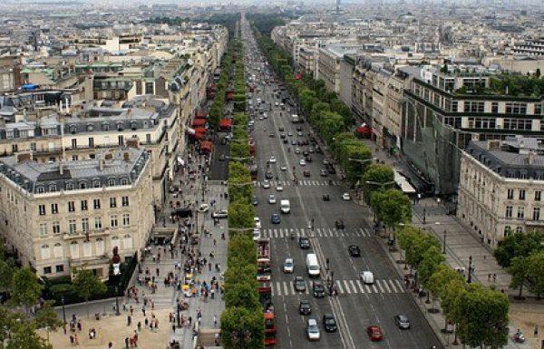 3 מקומות הכי טובים לשופינג בפריז