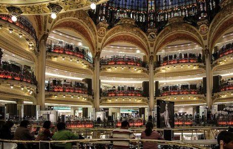 6 קניונים סודיים בפריז